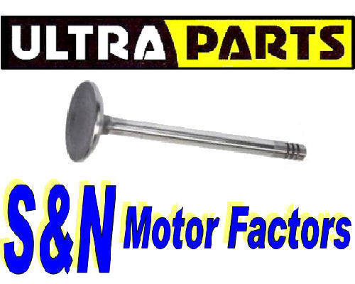 Focus UV29882 1.6 TDCi fits Ford Fiesta 03-/> 8 x Inlet Valves Fusion -