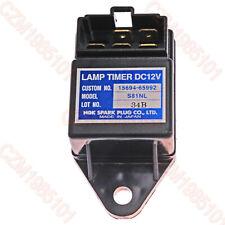 Ngk Glow Plug Lamp Timer 12v 15694 65992 For Kubota S81nl Sn1nl Time Relay