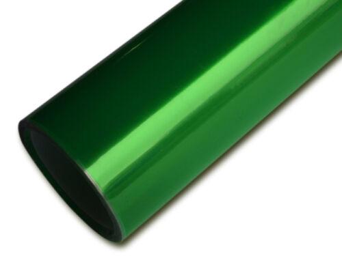 Vert teinte Film pour phares 40 cm x 200 CM feux arrières etc