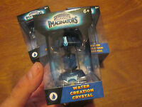 Skylanders Imaginators Water Creation Crystal Pack Armor Hard To Find