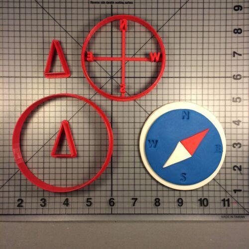 Compass 100 Cookie Cutter Set