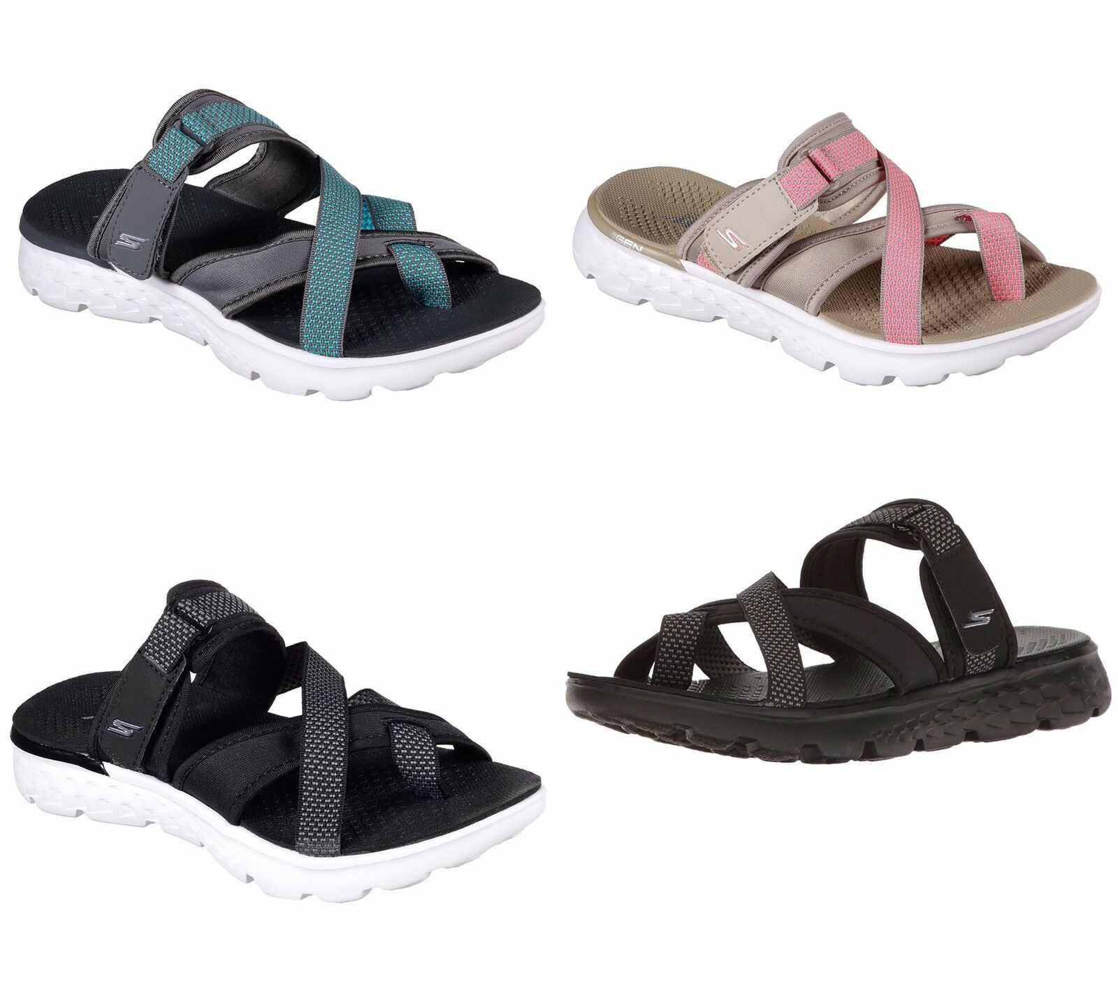 Skechers Sandals Performance Womens On The GO 400 Discover Sandals