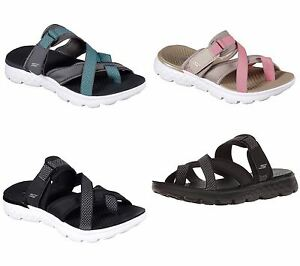 17876c5999ad Skechers Sandals Performance Womens On The GO 400 Discover Sandals ...