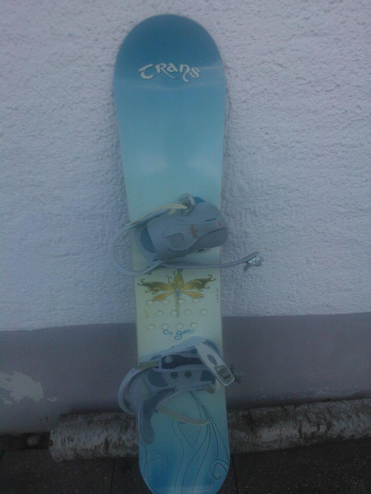 Snowboard Trans cu girl 139 cm