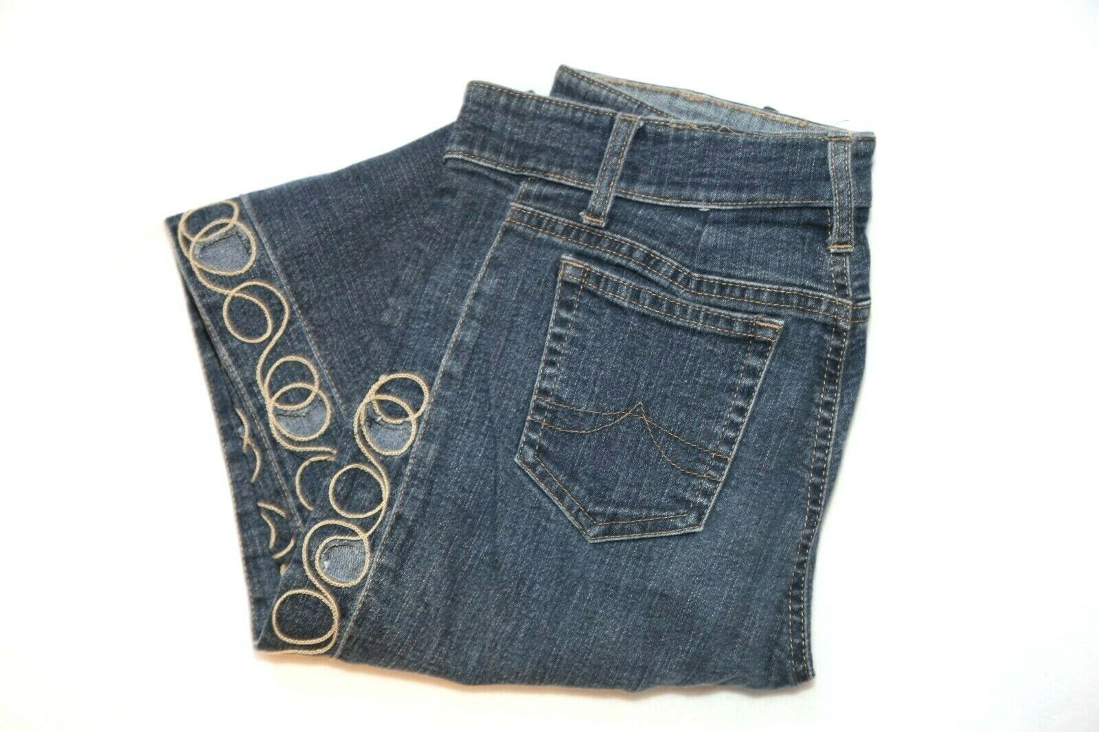 Roccobarocco Made in in in  Lato Cut Out Jeans 29   Girovita ee8468