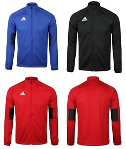 more photos 3785b 0c7a9 Image is loading Adidas-Men-Condivo-18-Training-Jacket-Soccer-Running-