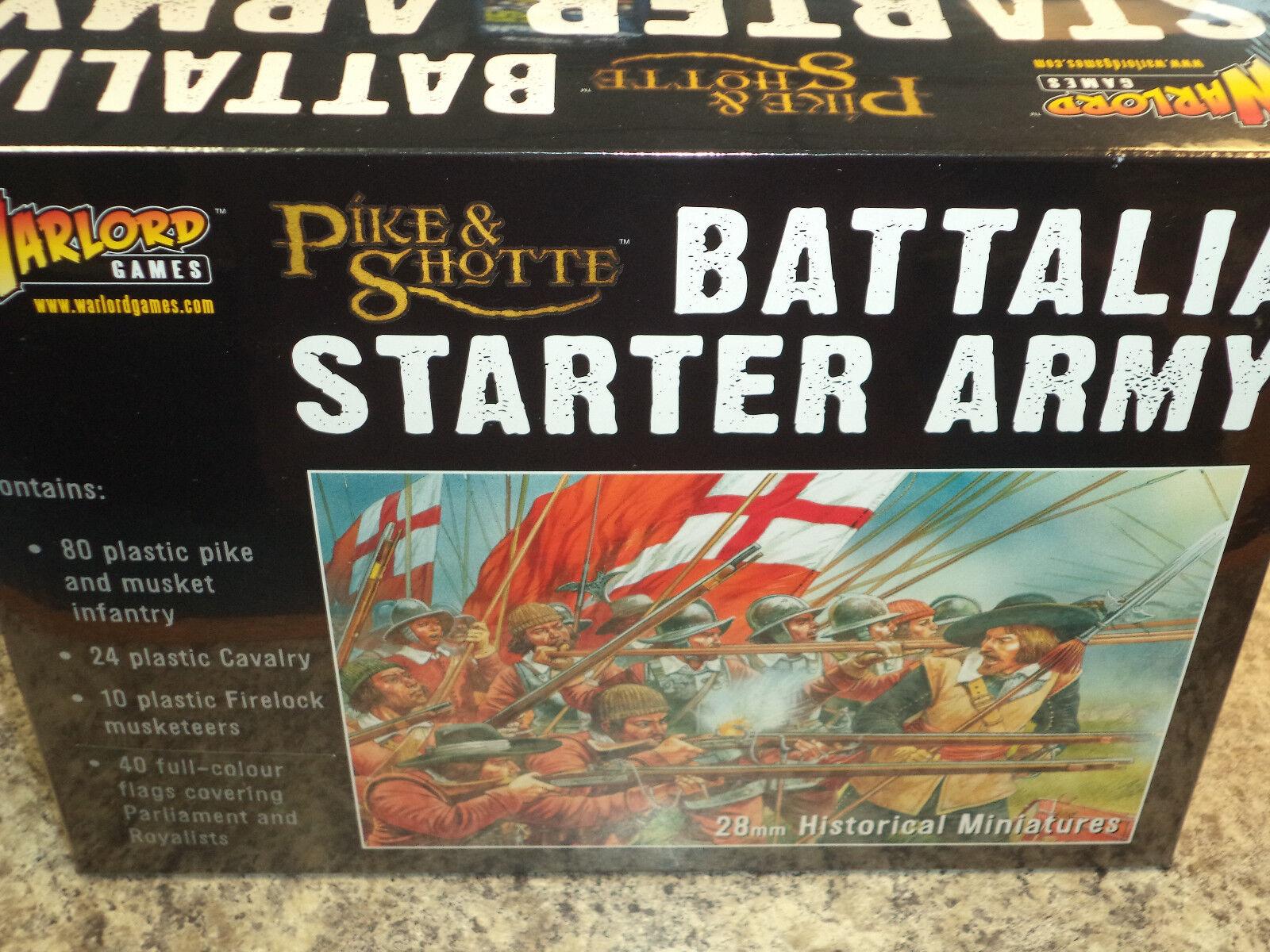 Battalia Stkonster Army Pike och Svarmte Set Warlord spel New &