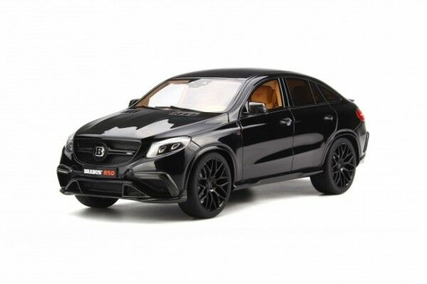 GT SPIRIT gt193 Mercedes-Benz BRABUS assimilés 850 noir 1 18 limited 1 500