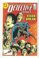 Detective Comics 584 (Mar 1988) NM 9.4 Scarface + Ventriloquist