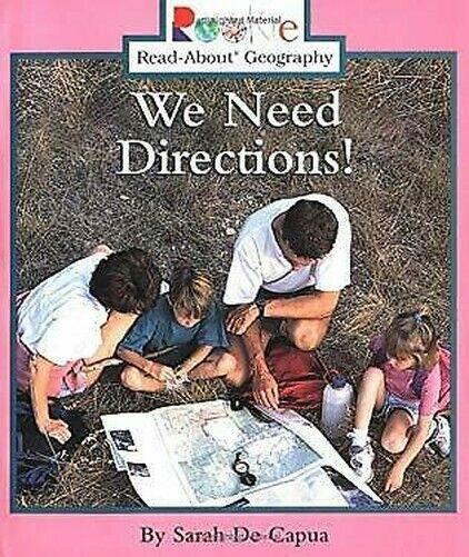 We Need Richtungen! von De Capua, Sarah E