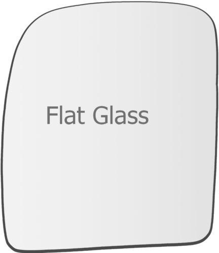 Wing Mirror Glass For Citroen Dispatch II 2006-2018 Left Passenger Side