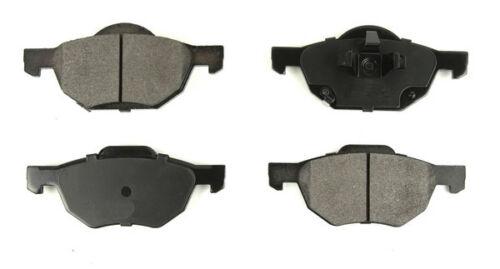 ctdi 2.4 2.0 Plaquettes frein avant freinage kit honda accord 03-07 Mk8 2.0 awd 2.2I