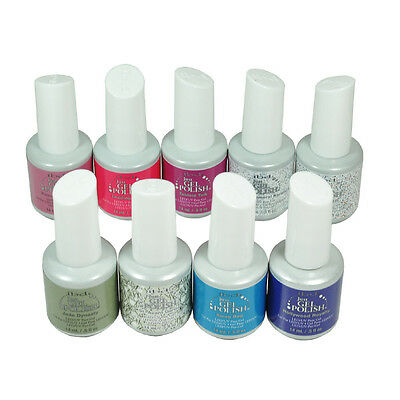 ibd Just Gel UV LED Gel Polish Tinsel Town JustGel 0.5floz, 14ml