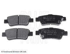 CR-V Mk4 1.6 2.2 i-DTec Diesel /& 2.0 Petrol 13-18 Set of Rear Brake Pads