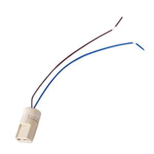 G9-Sockel-Verbinder-Mit-Kabel-2A-250V-Halogen-Keramik-Lampenfassung-Halter-Basis