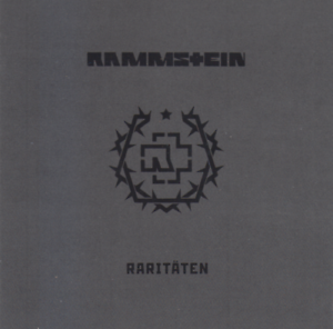 Rammstein - Raritäten CD Rarities (1994-2012) [NEW and SEALED]
