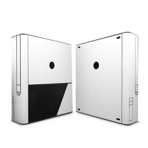 Xbox 360E Console Skin - Solid State White - DecalGirl Decal