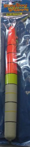 "Betts 110 1/"" X 10/"" Unweighted Tubular Wood Float 12813"