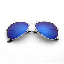 8372a50c55 Aviator Polarized Sunglasses Men Ladies Women Unisex Mirror Vintage Retro  Pilot