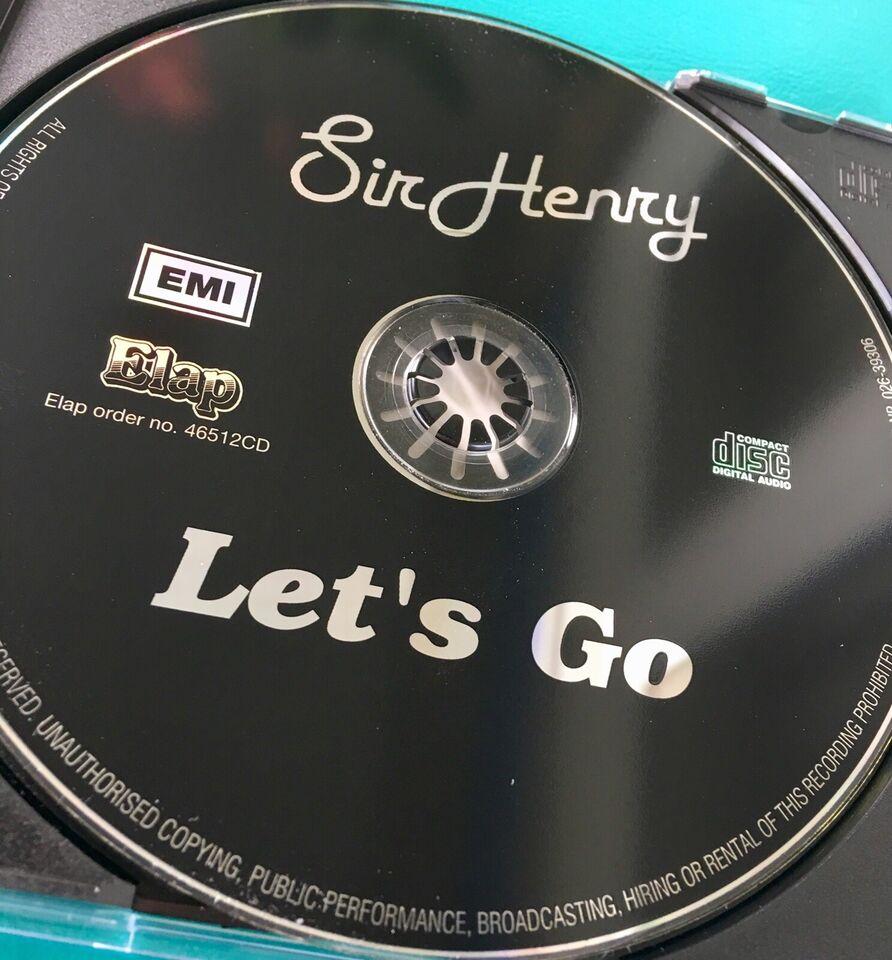 Sir Henry: Stjerne Parade - Let's Go, pop