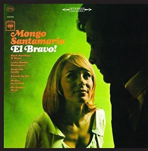Mongo Santamaria - El Bravo [New CD]