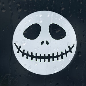 Funny-Ghost-Happy-Halloween-Car-Or-Wall-Decal-Vinyl-Sticker