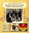 New Blood/No Sweat/More Than Ever [Remastered] by Blood, Sweat & Tears (CD, Nov-2012, 2 Discs, Beat Goes On)