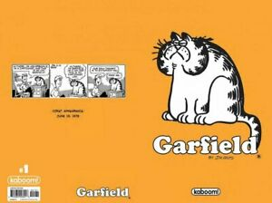 Garfield #1 (2012) GARFIELD FIRST APPEARANCE & COVER A SET NM BOOM.