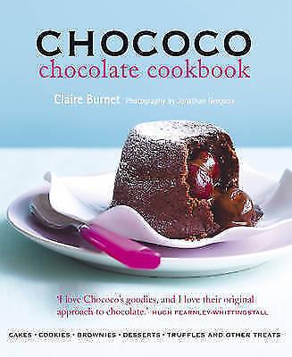 1 of 1 - Chococo Chocolate Cookbook by Claire Burnet (Hardback, 2011)