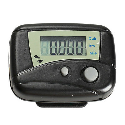 LCD Run Step Pedometer Walking Distance Calorie Counter Passometer Hot Sale New