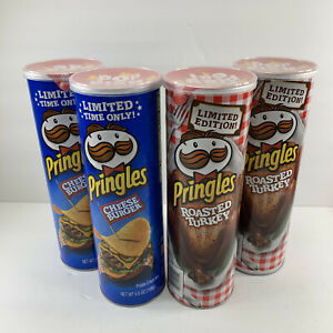 4-LIMITED-EDITION-PRINGLES-2-Roasted-Turkey-and-2-Cheeseburger