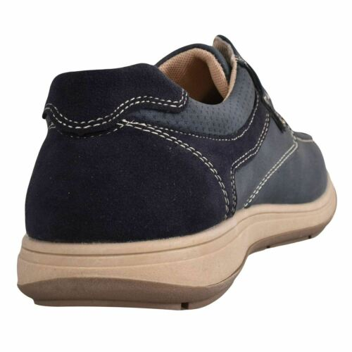 Mens Casual Fasten Synthetic Nubuck Mocassins Shoes