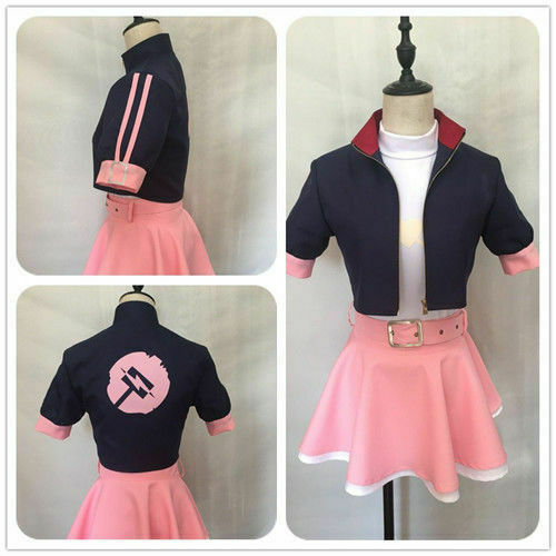 RWBY 2 A Set Fighting Nora Costumes Valkyrie Cosplay Costume