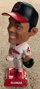 2001-ROBERTO-ALOMAR-12-Bobblehead-Cleveland-Indians-SGA-7th-of-7-VG