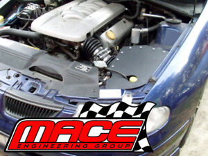MACE PERFORMANCE COLD AIR INTAKE KIT WITH K&N FILTER FOR HOLDEN 304 5.0L V8