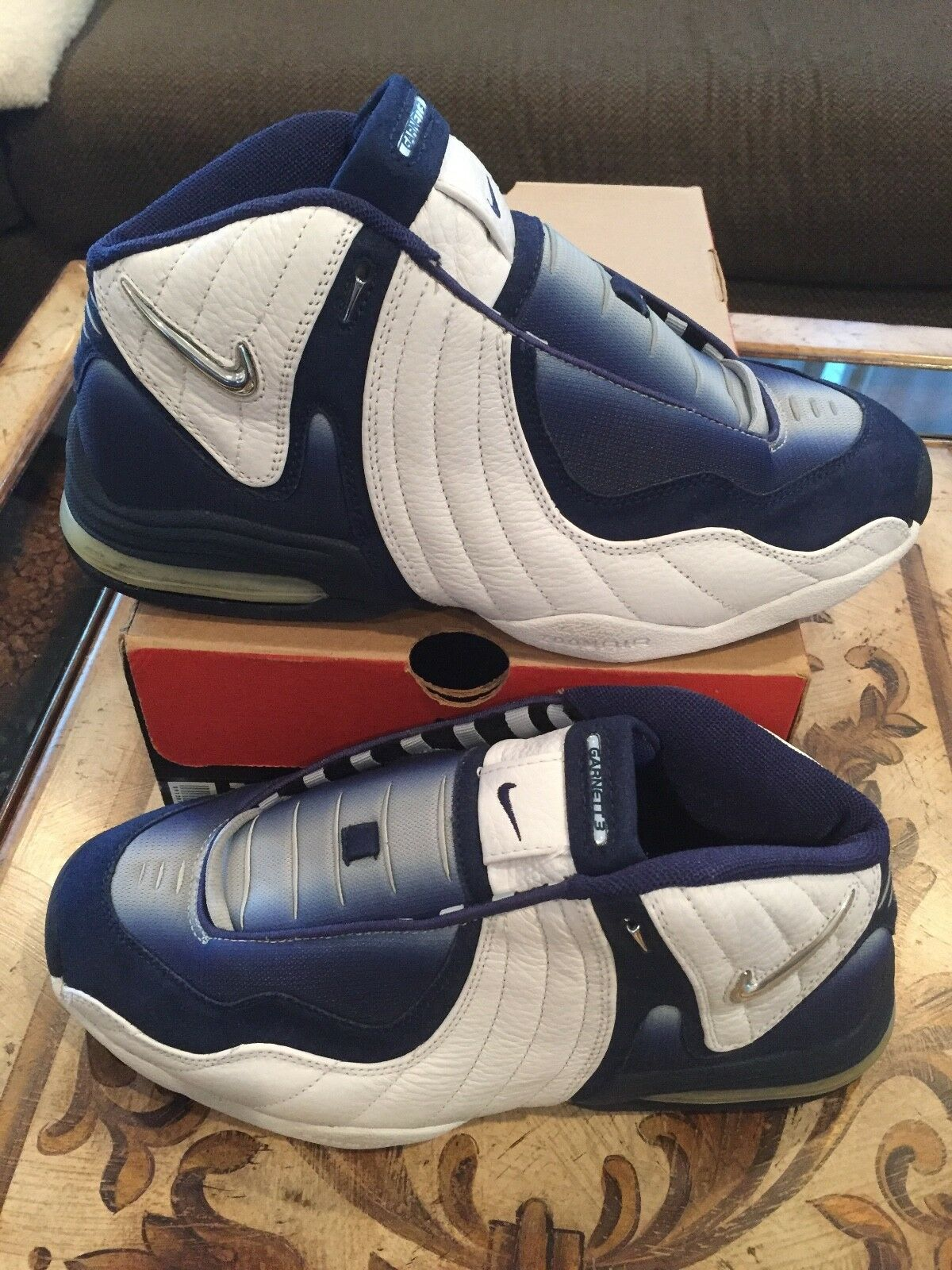 huge discount 6429c 09e5f Nike basketball Sneakers talla talla talla 10,5 nueva marca de Kevin  Garnett 3 kgiii