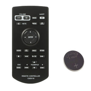CXE5116-Remote-Control-w-Battery-For-Pioneer-AVH-X6500DVD-AVH-X490BS-Car-Audio