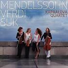 Streichquartette von Kapralova Quartet (2015)