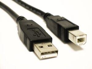 USB Imprimante Cable DATA Plomb Pour CANON PIXMA