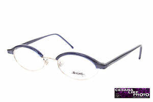 Montatura Per Occhiali Da Vista Donna Sting Vintage i0CmrD