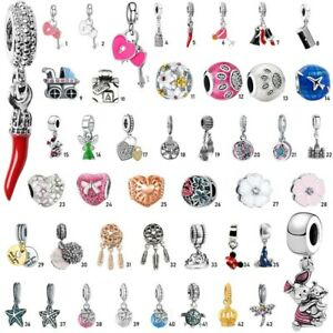 European-Silver-Charms-Beads-Pendant-FOR-DIY-925-sterling-Bracelet-Chain