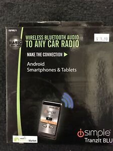 iSimple Connect ISHD651 Honda Acura Bluetooth Interface for Smartphones /& Tablet