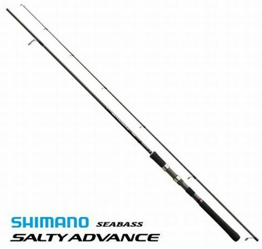 Shimano Shimano Shimano SALTY ADVANCE S906-ML Spinning Rod New 0cc2d0