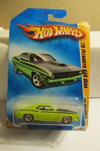 Hot-Wheels-1970-AAR-Plymouth-Cuda-NEW-IN-PACKAGE
