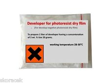 Photoresist Dry Film Developer for DIY PCB 80 grams