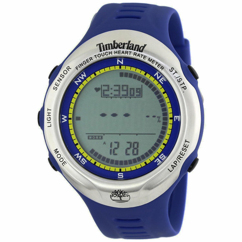 tenis correcto papelería  Timberland Unisex 13386jpob 02 Washington Summit Digital Sensor Pacer Watch  for sale online | eBay