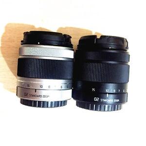 PENTAX-02-STANDARD-Zoom-5-15mm-F-2-8-4-5-SMC-ED-AL-Lens-For-Q-Q7-Q10-Camera