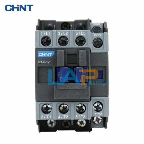 1PCS New For CHNT NXC12 AC Contactor NXC-12 110V