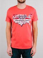Budweiser Map T-shirt