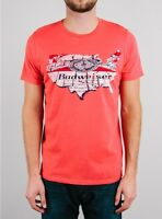 Budweiser Map T-shirt
